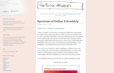 http://www.mikearauz.com/2009/04/spectrum-of-online-friendship.html