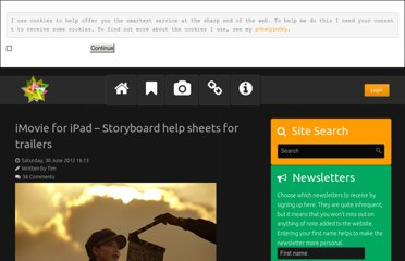 http://timothyjefferson.com/2012/06/imovie-for-ipad-storyboard-help-sheets-for-trailers/