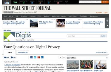 http://blogs.wsj.com/digits/2010/07/30/your-questions-on-digital-privacy/