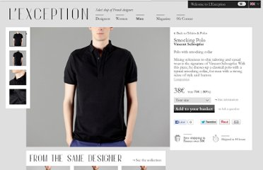 http://vincent-schoepfer.lexception.com/en/man/ready-to-wear/polos-tshirts/1208902210-09NO-Smocking-Polo-Black