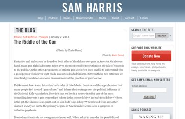 http://www.samharris.org/blog/item/the-riddle-of-the-gun