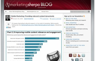 http://sherpablog.marketingsherpa.com/mobile/relevant-dynamic-mobile-content/