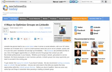 http://socialmediatoday.com/digitalsherpa/1123866/4-ways-optimize-groups-linkedin