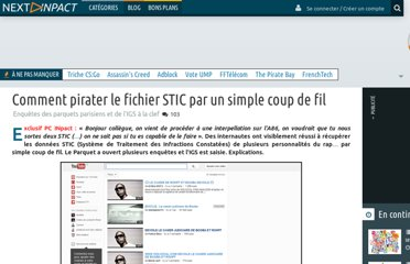 http://www.pcinpact.com/news/76436-le-viol-vocal-ou-comment-pirater-fichier-stic-par-simple-coup-fi.htm
