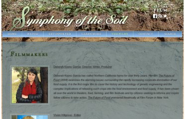 http://www.symphonyofthesoil.com/the-films/filmmakers/