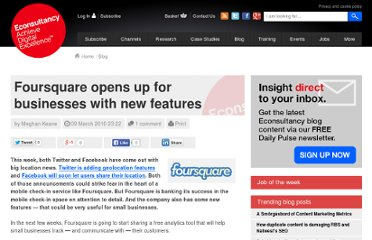 http://econsultancy.com/blog/5547-foursquare-opens-up-for-businesses