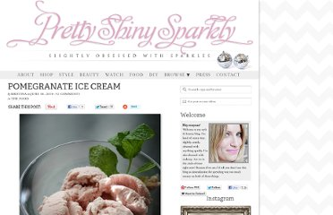 http://prettyshinysparkly.com/pomegranate-ice-cream/