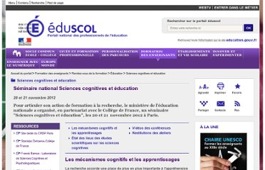 http://eduscol.education.fr/cid60953/sciences-cognitives-et-education.html