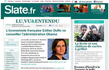 http://www.slate.fr/lien/66821/esther-duflo-administration-obama