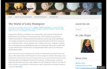 http://zamaghirang.wordpress.com/2012/05/23/the-works-of-colin-thompson/