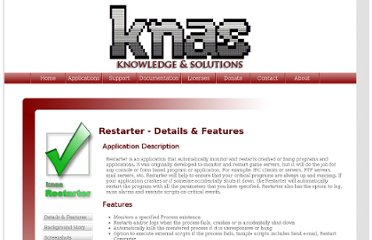 http://www.knas.se/Applications/Restarter.aspx