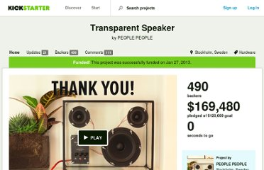 http://www.kickstarter.com/projects/652195222/transparent-speaker-1