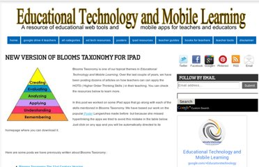 http://www.educatorstechnology.com/2013/01/new-version-of-blooms-taxonomy-for-ipad.html