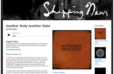 http://shippingnews.bandcamp.com/track/another-body-another-state
