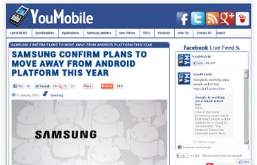 http://www.youmobile.org/blogs/entry/Samsung-confirm-plans-to-move-away-from-Android-Platform-this-year