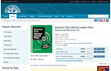 http://www.eyeoneducation.com/bookstore/productdetails.cfm?sku=7224-6&title=common-core-literacy-lesson-plans