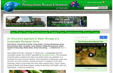 http://permaculturenews.org/2012/03/09/an-innovative-approach-to-water-storage-at-a-sustainable-tanzanian-home/