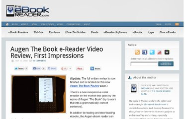 http://blog.the-ebook-reader.com/2010/07/17/augen-the-book-e-reader-video-review-first-impressions/