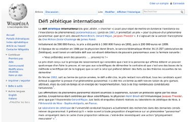 http://fr.wikipedia.org/wiki/D%C3%A9fi_z%C3%A9t%C3%A9tique_international