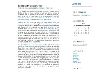 http://authueil.org/?2010/08/01/1658-emprisonnons-les-parents