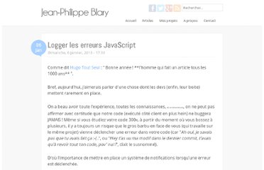 http://blog.blary.be/logger-les-erreurs-javascript