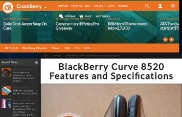 http://crackberry.com/blackberry-curve-8520-features-and-specifications