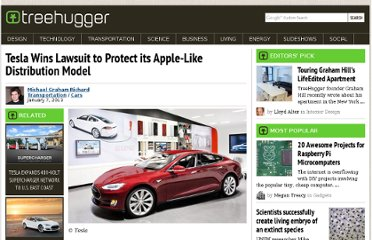 http://www.treehugger.com/cars/tesla-wins-lawsuit-protect-its-apple-distribution-model-traditional-auto-dealerships.html