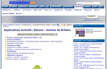 http://www.aidewindows.net/materiel/android-applications-reseau-fichiers.php