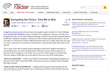 http://radar.oreilly.com/2009/10/navigating-the-future-take-me.html