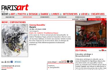 http://www.paris-art.com/agenda-culturel-paris/Remix/Baselitz-Georg/3532.html