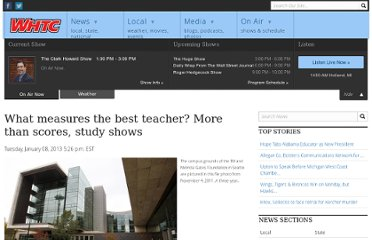 http://whtc.com/news/articles/2013/jan/08/what-measures-the-best-teacher-more-than-scores-study-shows/