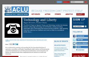 http://www.aclu.org/technology-and-liberty