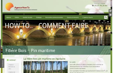 http://www.agence-how-to.fr/filiere-bois-pin-maritime/