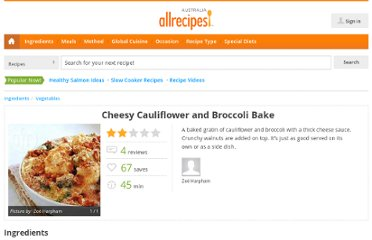 http://allrecipes.com.au/recipe/6193/cauliflower-and-broccoli-gratin.aspx