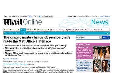 http://www.dailymail.co.uk/news/article-2259942/The-crazy-climate-change-obsession-thats-Met-Office-menace.html