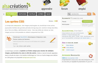 http://www.alsacreations.com/tuto/lire/1068-sprites-css-background-position.html