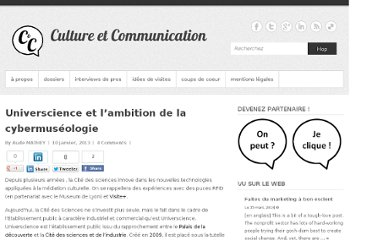 http://culture-communication.fr/universcience-et-lambition-de-la-cybermuseologie/