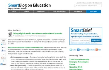 http://smartblogs.com/education/2013/01/10/using-digital-media-enhance-educational-transfer-kristen-swanson/