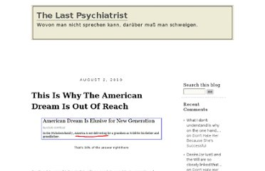 http://thelastpsychiatrist.com/2010/08/this_is_why_the_american_dream.html