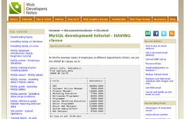 http://www.webdevelopersnotes.com/tutorials/sql/mysql_development_tutorial_having_clause.php3
