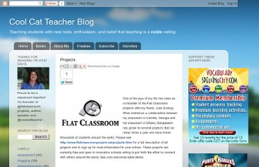 http://coolcatteacher.blogspot.com/p/projects.html