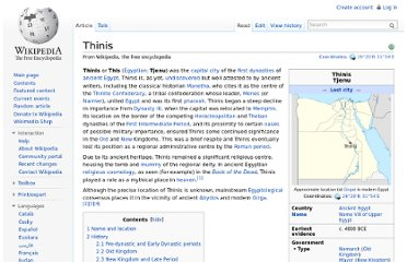 http://en.wikipedia.org/wiki/Thinis