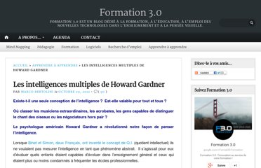 http://format30.com/2012/10/29/les-intelligences-multiples-de-howard-gardner/