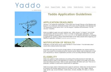 http://yaddo.org/yaddo/ApplicationGuidelines.shtml