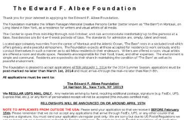 http://www.albeefoundation.org/Guidelines%20&%20Application.html