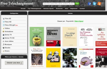 http://www.free-telechargement.org/1/categorie-Livres/