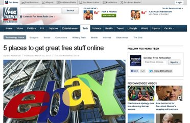 http://www.foxnews.com/tech/2012/03/05/5-places-to-get-great-free-stuff-online/