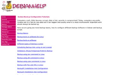 http://www.debianhelp.co.uk/backup.htm