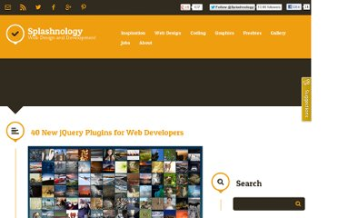 http://www.splashnology.com/article/40-new-jquery-plugins-for-web-developers/7738/