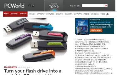 http://www.pcworld.com/article/2021326/turn-your-flash-drive-into-a-portable-pc-survival-kit.html